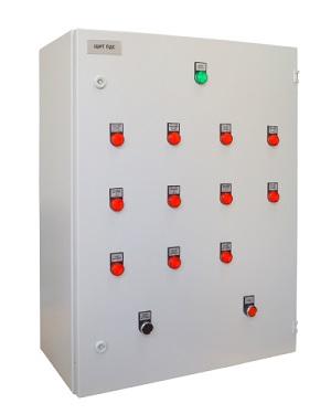 Автоматика газовой котельной - Пульт диспетчера