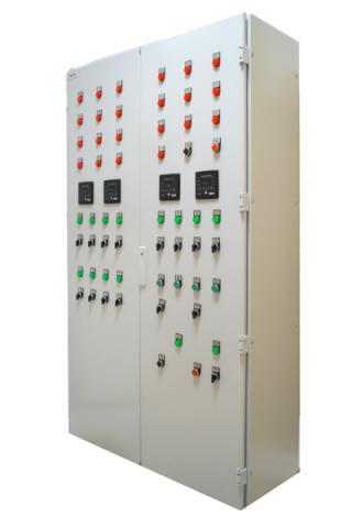 Автоматика газовой котельной - Щит сигнализации
