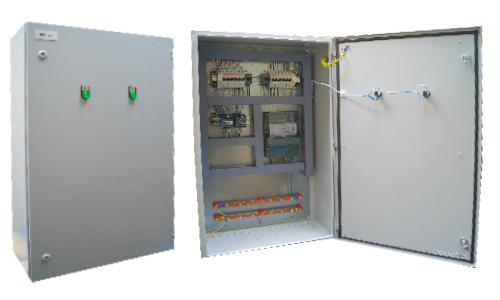 Автоматика газовой котельной - Щит вводной