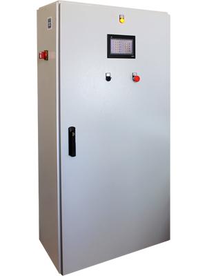 Автоматизация системы водоснабжения - шкаф управления