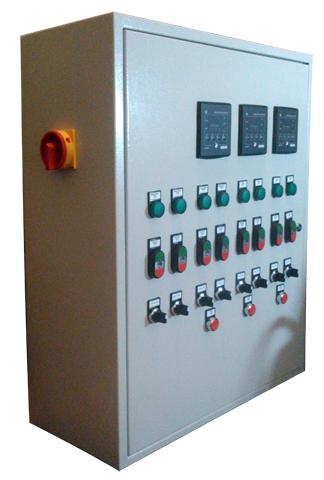 Автоматика котельной - Шкаф управления насосами котельной пос. Тарасовка