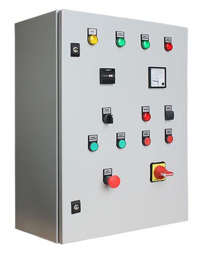 Шкаф управления дробилки