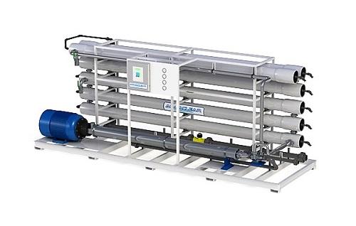 Система водоподготовки - установка обратного осмоса